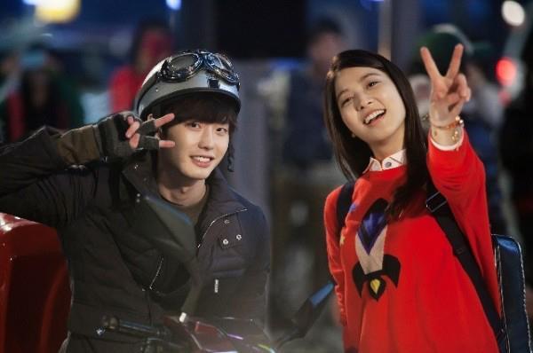 Lee Jongsuk-Park Seyoung