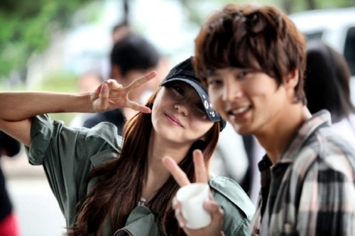 uee and jung il woo dating Actor jung il woo released the behind cut picture of his mbc weekend drama.