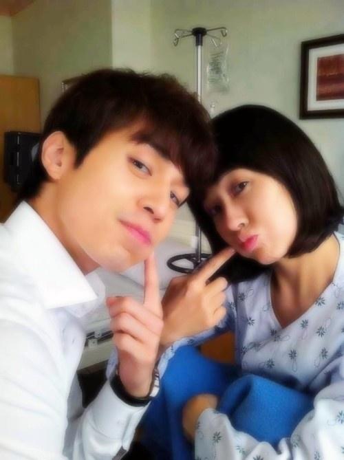 Wook (Kang Ji Wook) – Kim Sun Ah (Lee Yeon Jae) [Scent Of Woman