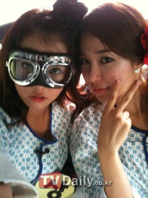 with Yoo in Na