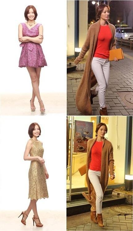 Lee Hyeshin's style