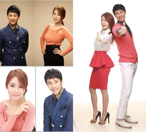 Yoo Inna & Go Joo Won