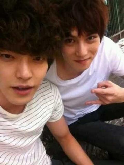 Kim Woo Bin & Jonghyun