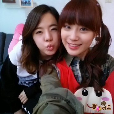 with sunny