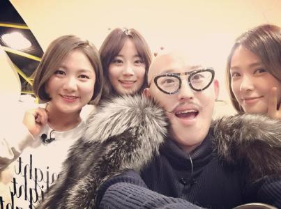 jaegeun and female team