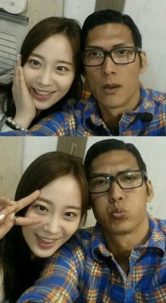 joon oppa and youngji