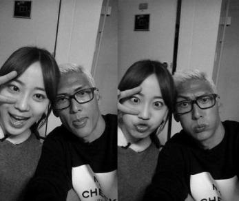 with Joon oppa