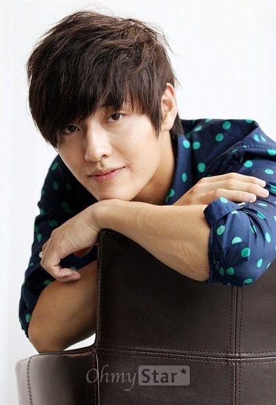 Kang Haneul as Wang Wook