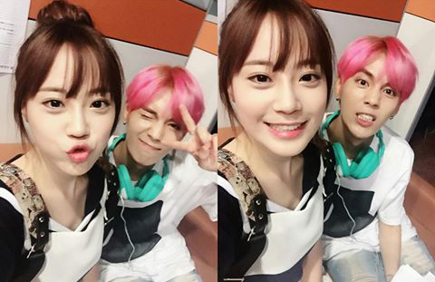 bap daehyun dating a foreigner